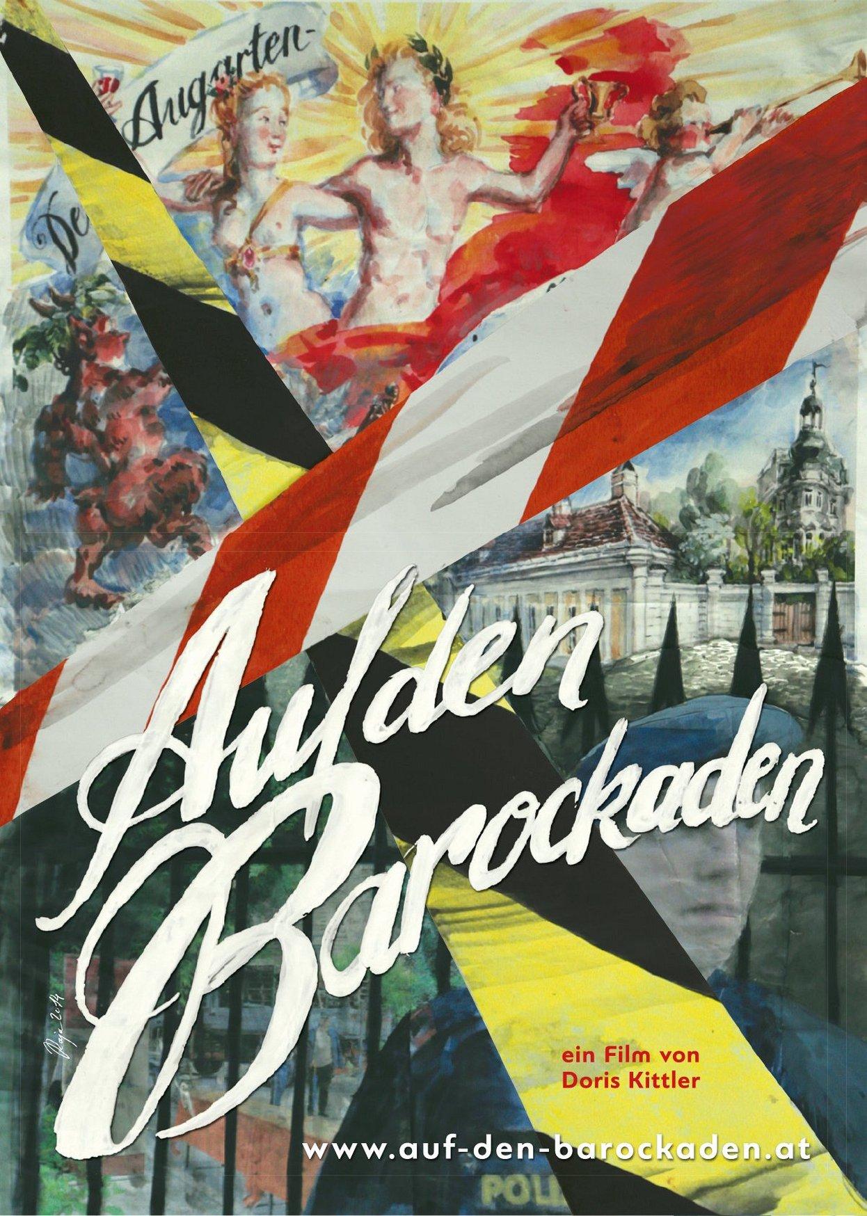 "Flyer ""Auf den Barockaden"""